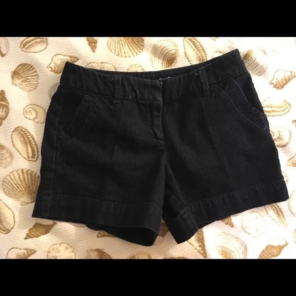 The Limited Pants - Blue denim short